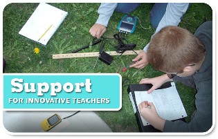 Support for Innovative Teachers