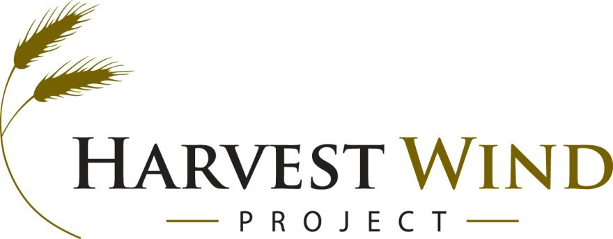 Harvest Wind Project (logo)