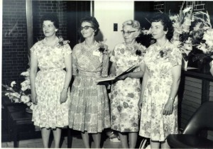 Customer service 1964