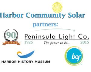 Harbor Community Solar partners