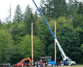 Peninsula Logging Show
