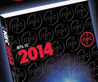 NEC code book