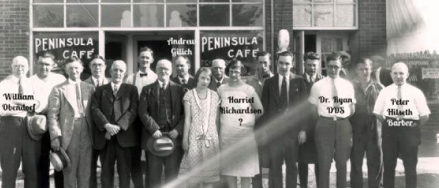 Photo by Marvin Boland, Courtesy of Tacoma Library.