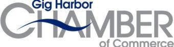 Gigi Harbor Chamber of Commerce logo