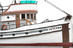 "illustration of ship named ""Veteran"""