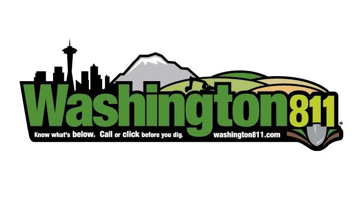 washington 811 logo